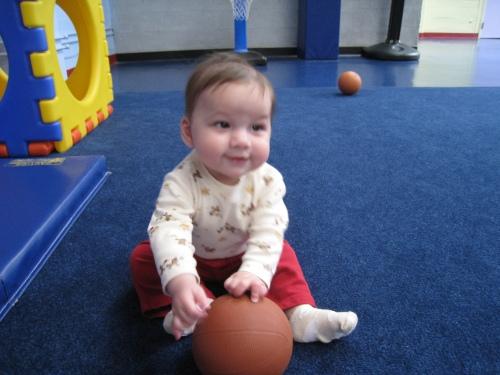 Wanna play basketball with me?